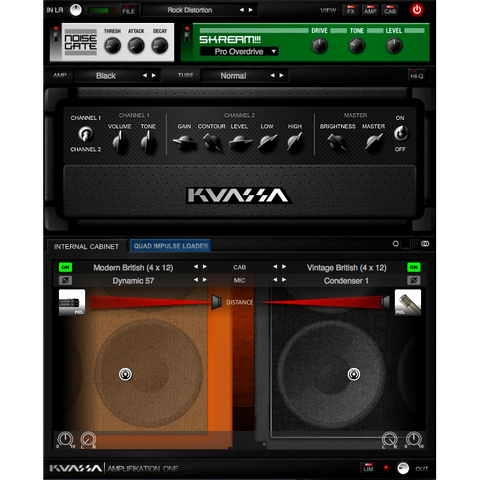 Kuassa Amplifikation One Plugins PluginFox