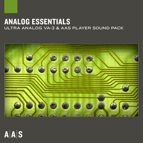AAS Sound Packs: Analog Essentials