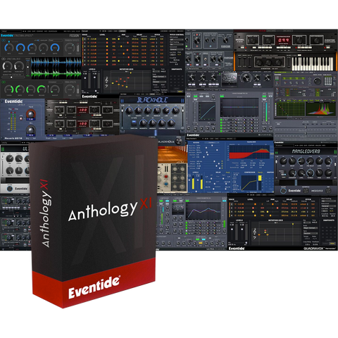 Eventide Anthology XI Plugins PluginFox