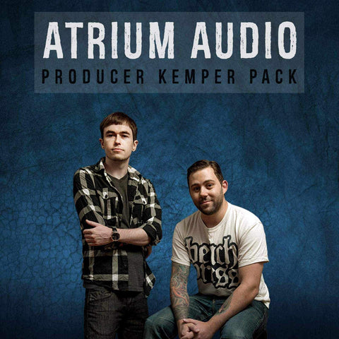 STL Tones Atrium Audio Producer Kemper Bundle