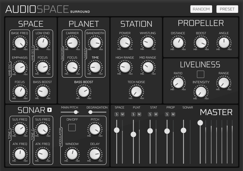 Le Sound AudioSpace