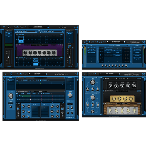 Blue Cat Audio Axe Pack Plugins PluginFox