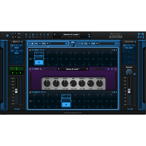 Blue Cat Audio Axiom Plugins PluginFox