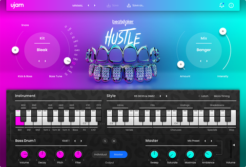 UJAM Beatmaker HUSTLE 2