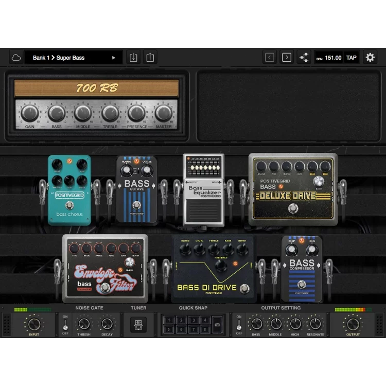 Positive Grid BIAS FX Bass Expansion Plugins PluginFox