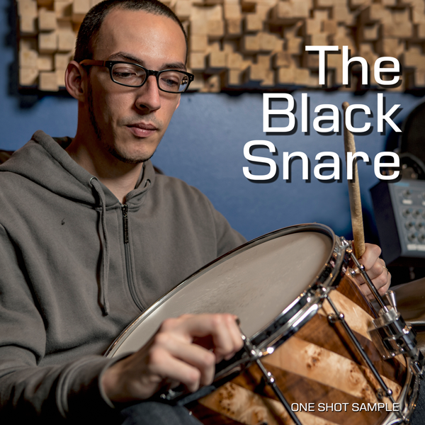 Joey Sturgis Drums The Black Snare Samples PluginFox