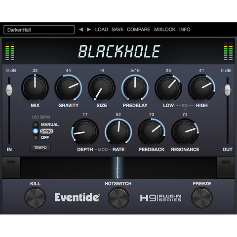 Eventide Blackhole Plugins PluginFox