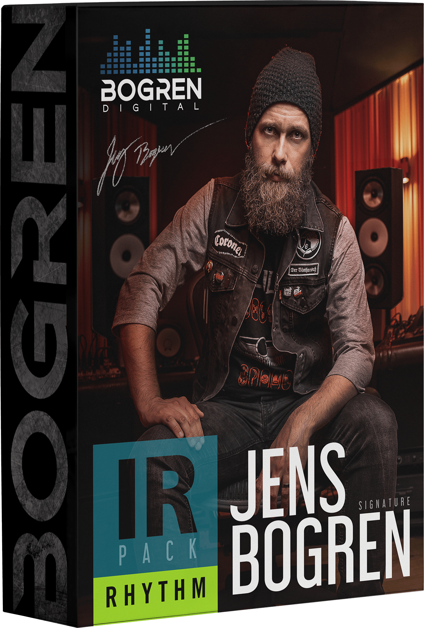 Bogren Digital Jens Bogren Signature IR Pack: Rhythm