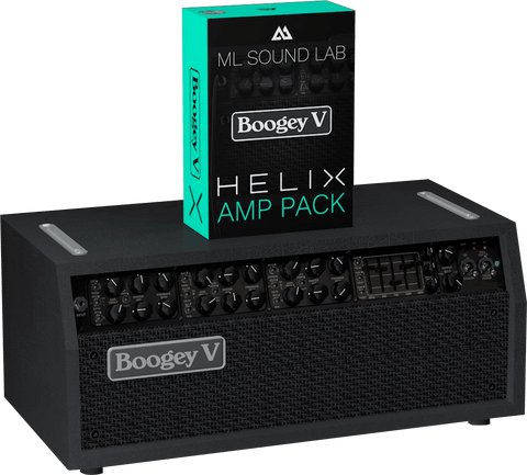 ML Sound Lab Boogey V Helix Pack