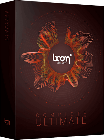 BOOM Library The Complete BOOM Ultimate