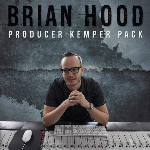 STL Tones Brian Hood Producer Kemper Bundle