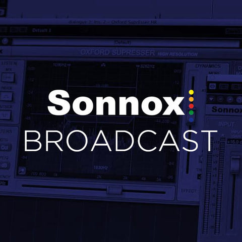 Sonnox Oxford Broadcast Collection