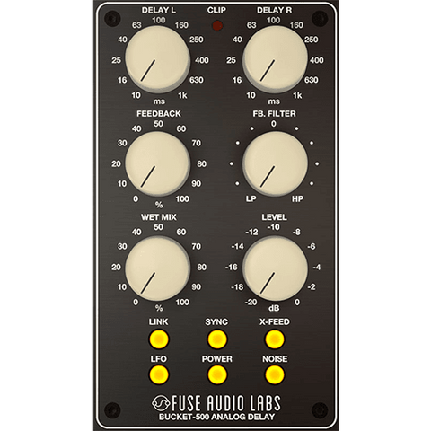 Fuse Audio Labs Bucket-500 Plugins PluginFox