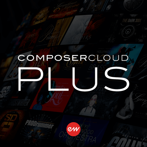 EastWest ComposerCloud PLUS 1-Year
