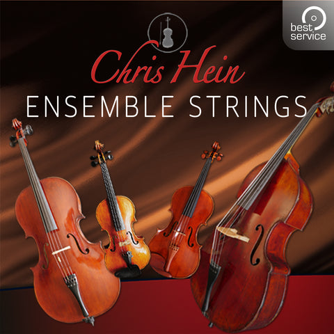 Best Service Chris Hein Ensemble Strings Virtual Instruments PluginFox