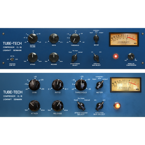 Softube Tube-Tech Compressor Collection