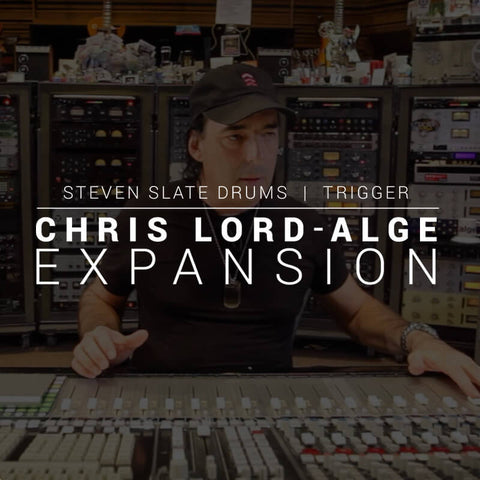 Steven Slate Drums Chris Lord-Alge Expansion