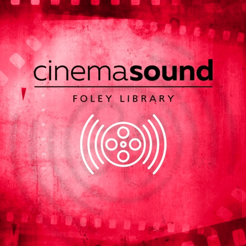 Impact Soundworks Cinema Sound Foley Library