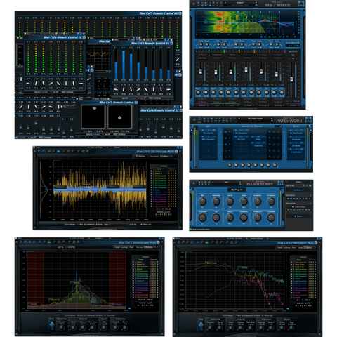 Blue Cat Audio Crafters Pack Plugins PluginFox