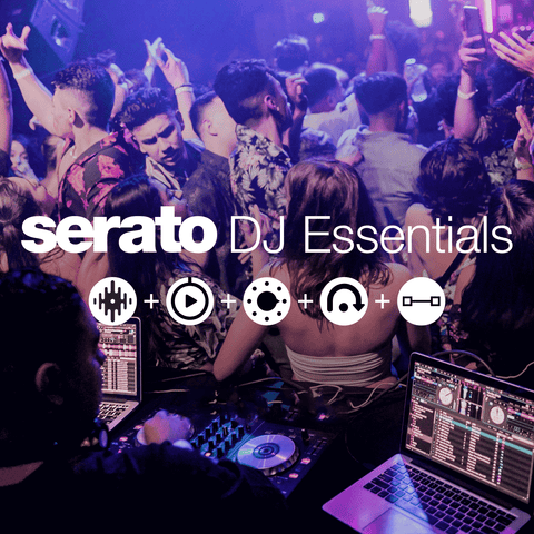 Serato DJ Essentials Bundle