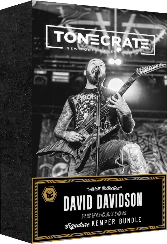 ToneCrate Dave Davidson Revocation Signature Kemper Bundle