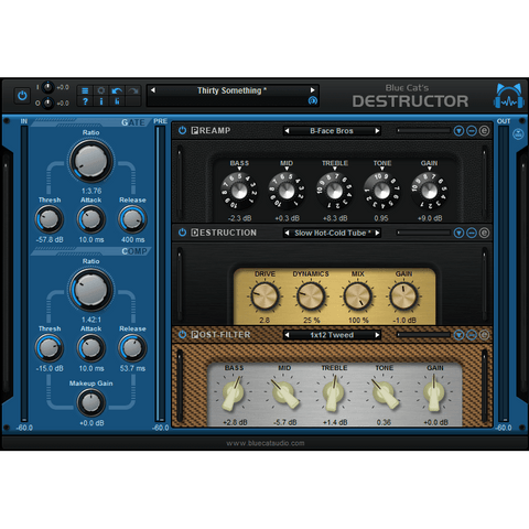 Blue Cat Audio Destructor Plugins PluginFox