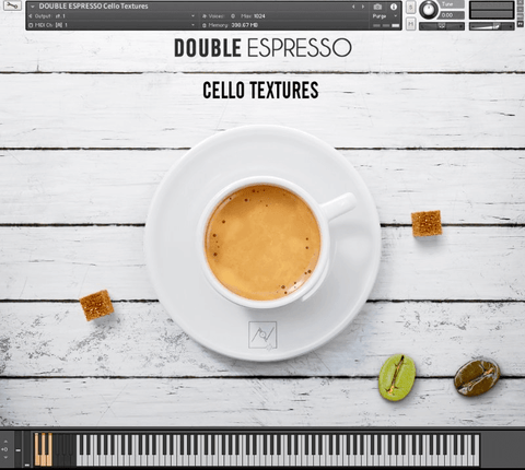 HAVE Instruments Cello Textures Double Espresso - Acoustic