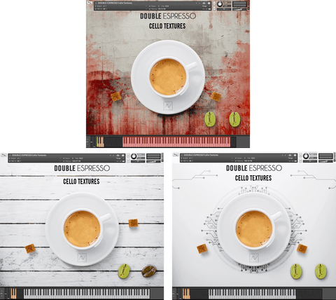 HAVE Instruments Cello Textures Double Espresso Bundle