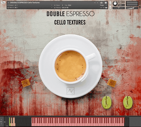 HAVE Instruments Cello Textures Double Espresso - Dystopian