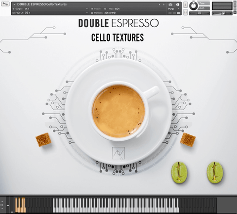 HAVE Instruments Cello Textures Double Espresso - Electronic