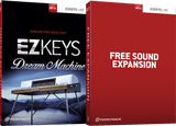 Toontrack EZKeys Dream Machine + Free Sound Expansion