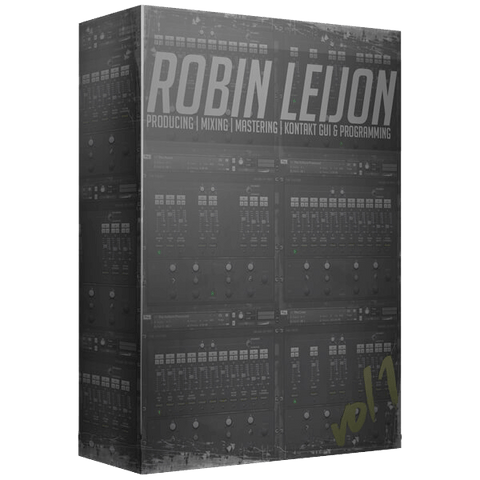 Robin Leijon Drums of Prey Vol.1 - PluginFox