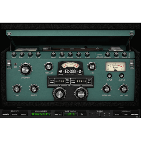 McDSP EC-300 Echo Collection Plugins PluginFox