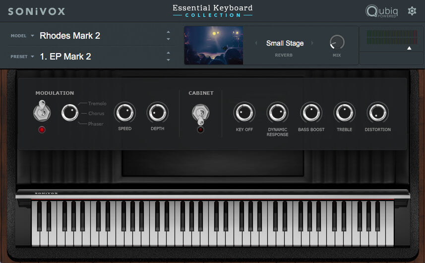 SONiVOX Electric Keyboard Collection • PluginFox