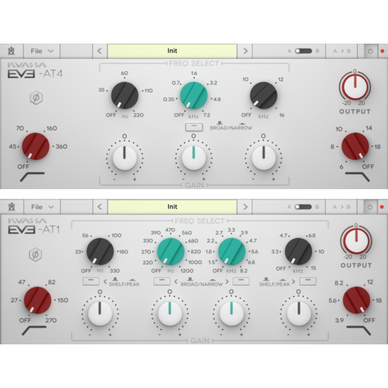 Kuassa EVE-AT Bundle Plugins PluginFox