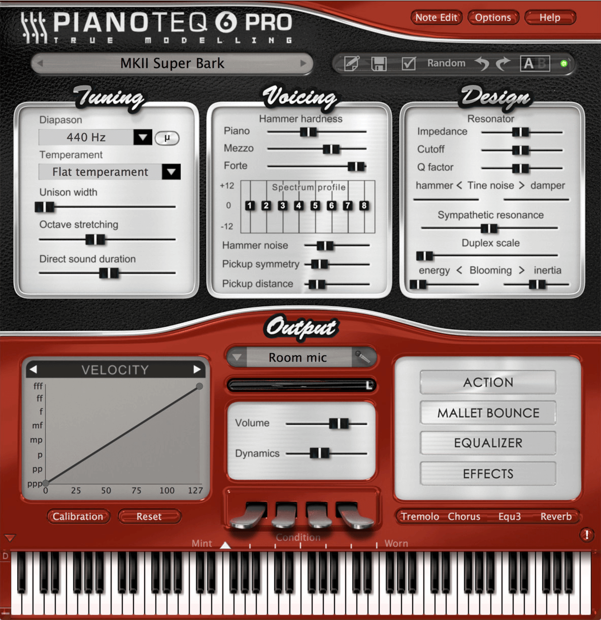 Modartt Pianoteq Electric Pianos