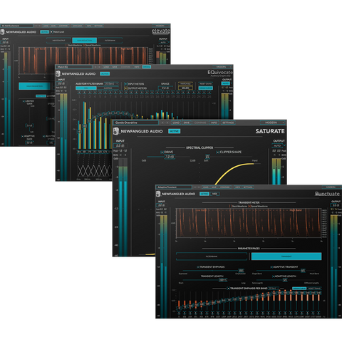 Eventide Newfangled Audio Elevate Bundle Plugins PluginFox