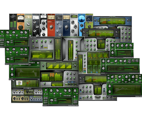 McDSP Emerald Pack Native Plugins PluginFox