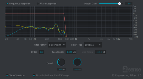 2nd Sense Engineer Filter Plugins PluginFox
