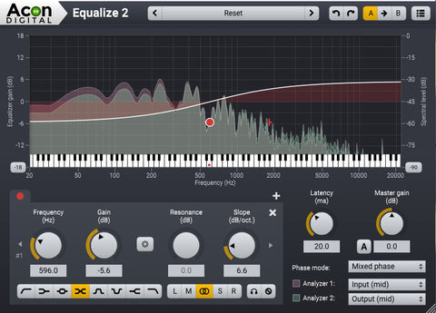 Acon Digital Equalize 2 Plugins PluginFox