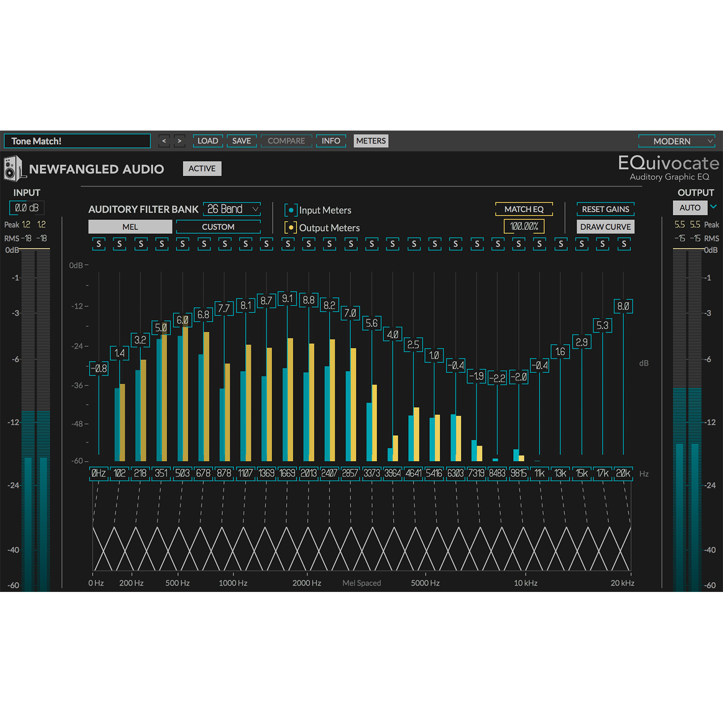 Eventide Newfangled Audio EQuivocate Plugins PluginFox