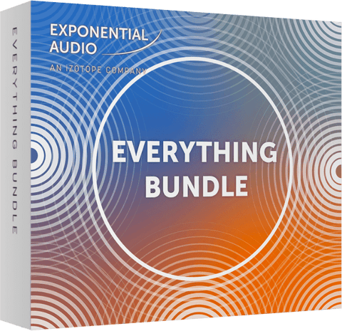 Exponential Audio Everything Bundle Plugins PluginFox