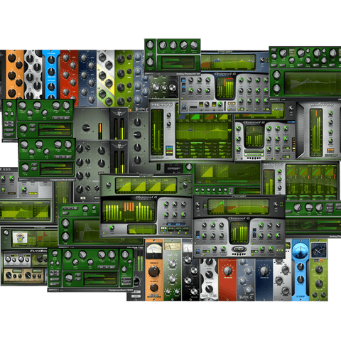McDSP Everything Pack Native Plugins PluginFox
