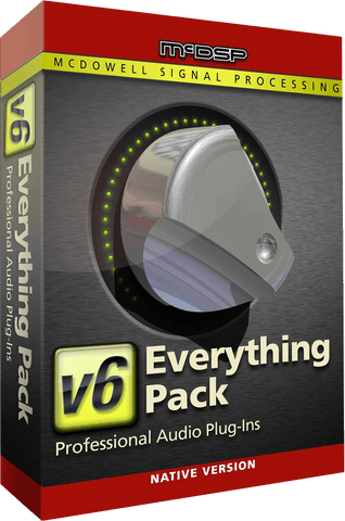 McDSP Everything Pack