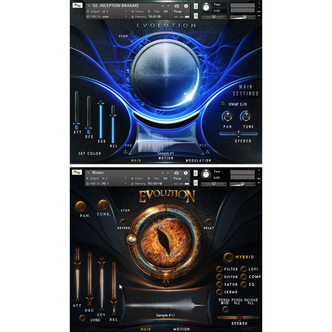 Keepforest Evolution Bundle Virtual Instruments PluginFox