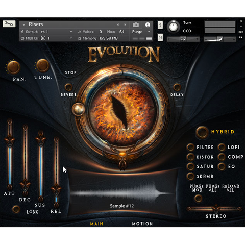 Keepforest Evolution: Dragon Virtual Instruments PluginFox