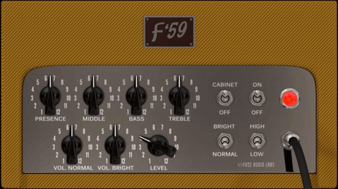 Fuse Audio Labs F59 Plugins PluginFox