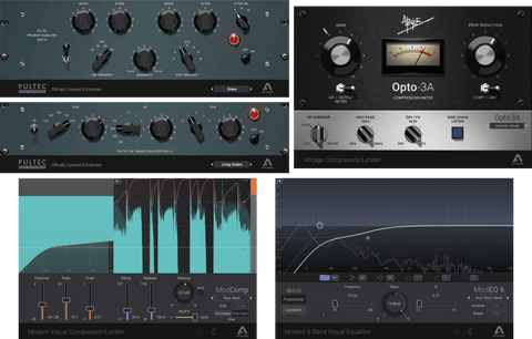 Apogee FX Rack Bundle Plugins PluginFox