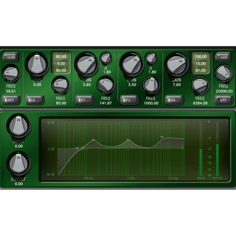 McDSP FilterBank Native Plugins PluginFox