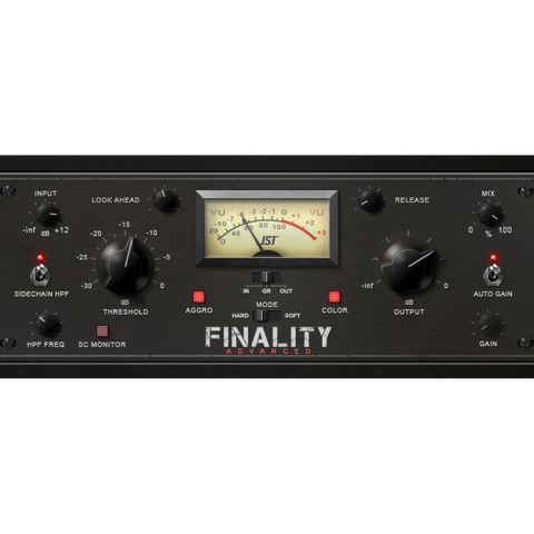 Joey Sturgis Tones Finality Advanced Plugins PluginFox